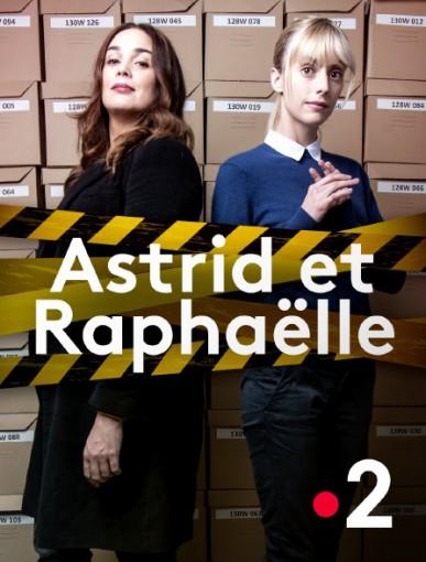 Astrid and Raphaelle Season 1 & 2