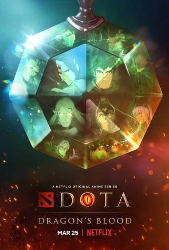 Dota – Dragons Blood Season 1