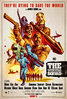 The Suicide Squad 2021 HDRip