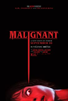 Malignant 2021 1080p