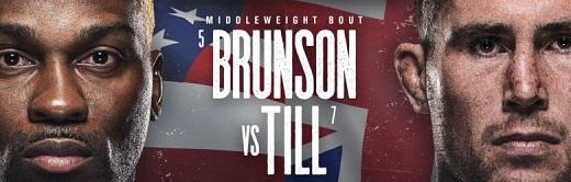 UFC Fight Night 191 Brunson Vs Till