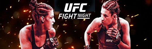 UFC Fight Night 194 Dern Vs Rodriguez