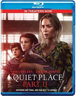 A Quiet Place Part II 2021 BRRip