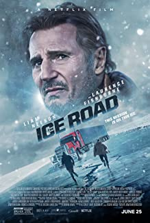 The Ice Road 2021 HDRip