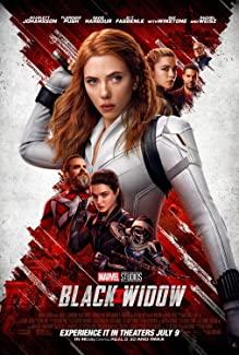 Black Widow 2021 720p WEB