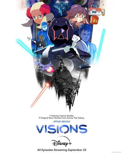 Star Wars Visions S01 720p