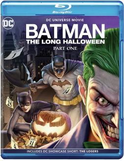 Batman The Long Halloween Part One 2021 BDRip