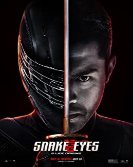 Snake Eyes G I Joe Origins 2021 HDRip