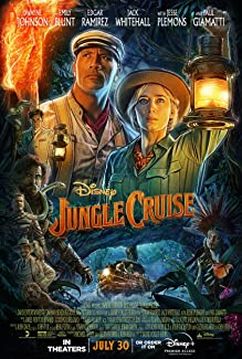 Jungle Cruise 2021 HDRip XviD AC3-EVO